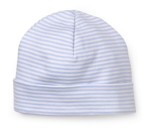Kissy Kissy Stripes Hat Blue