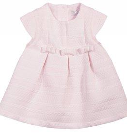 Patachou Baby Girl Pink Cotton Dress