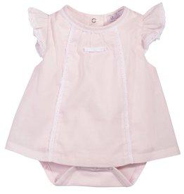 Patachou Pink Bodyvest Dress