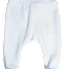 Patachou Baby Boy Blue Velour Pants