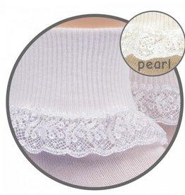 Jefferies Chantilly Lace Socks