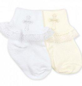 Jefferies Christening Socks