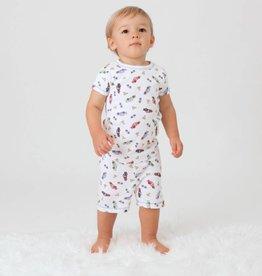 Magnolia Baby Victory Lane Short Pajamas