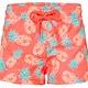 Girls Neon Pineapple Swimshort