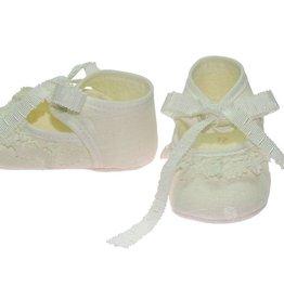 paz rodriguez PAZ Cream Shoes