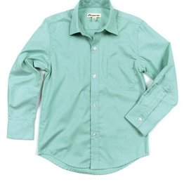 Appaman Turquoise Standard Shirt