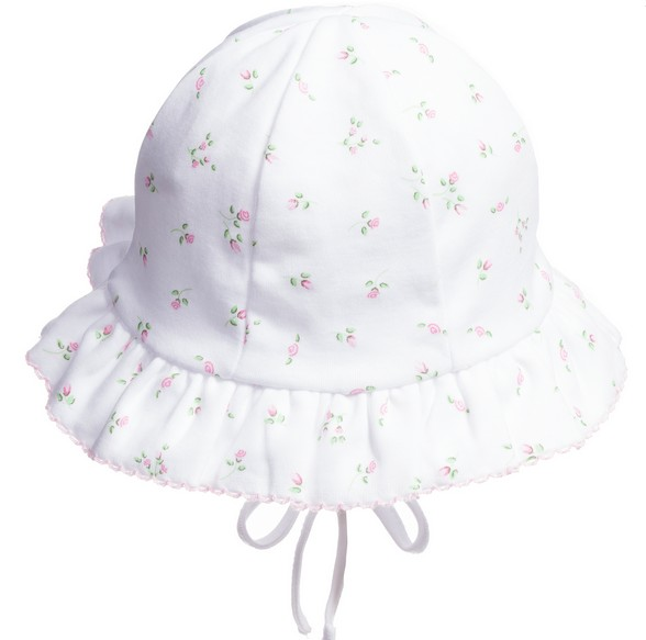 Kissy Kissy Garden Roses Floppy Hat