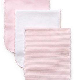 Kissy Kissy 3pk Burb Pink Stripe