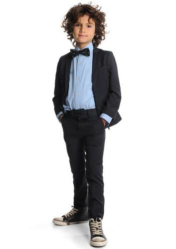 Appaman Blue Dress Shirt