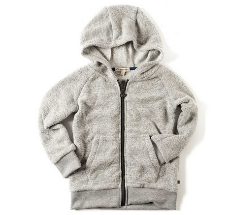 Appaman Ludlow Hoodie Heather