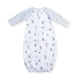 Kissy Kissy First Down Converter Gown
