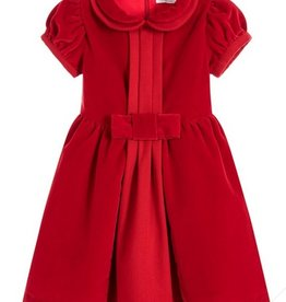 Patachou Red Royal Party Girl Dress