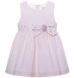 Patachou Pink Corduroy Dress