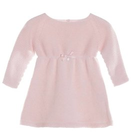 Patachou Pink Knit Dress