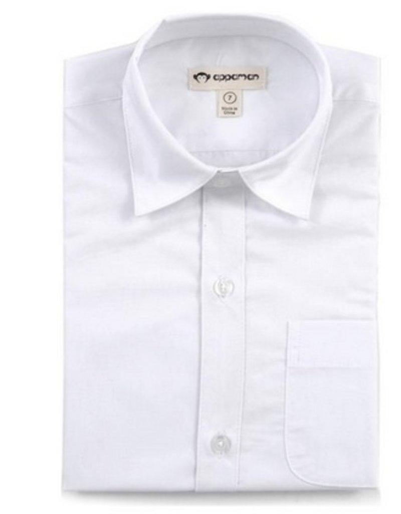 Appaman White Standard Shirt