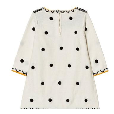 Catimini Tricot Ethnocity Dress