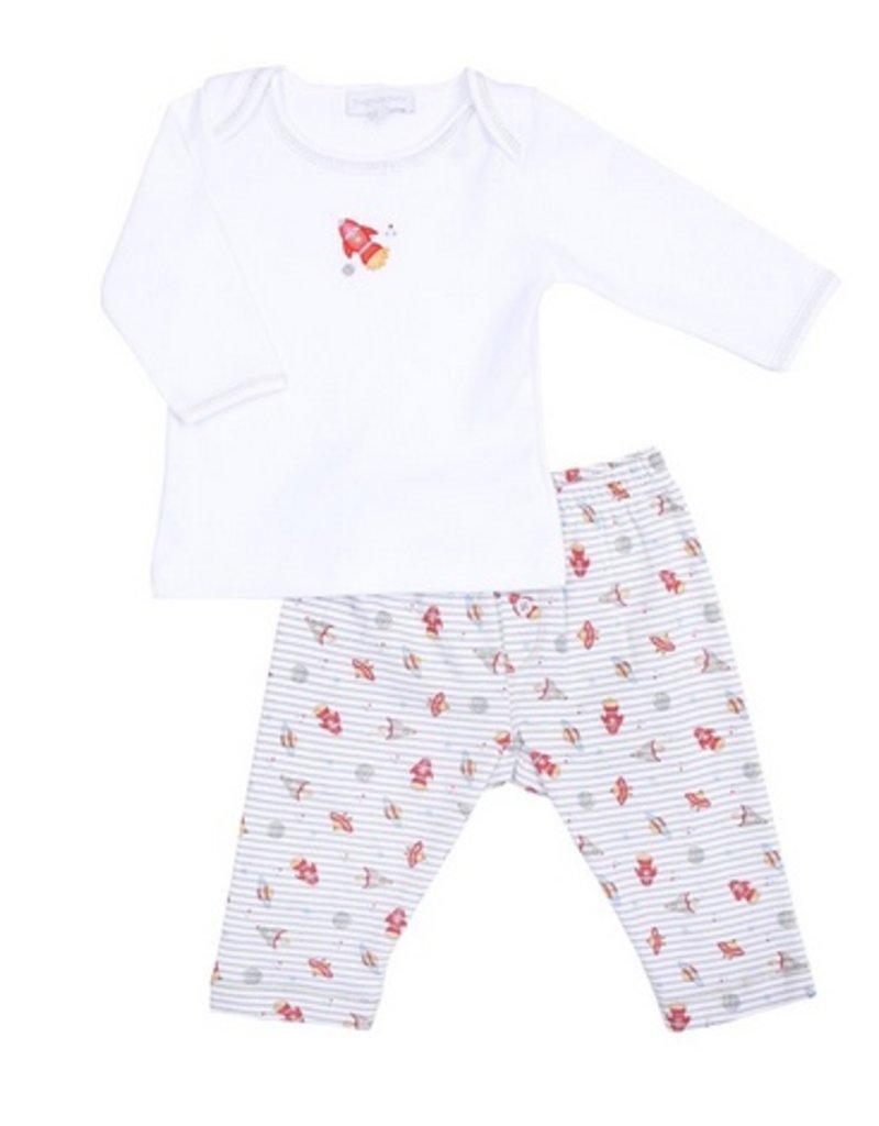 Magnolia Baby Mission to Mars Pant Set