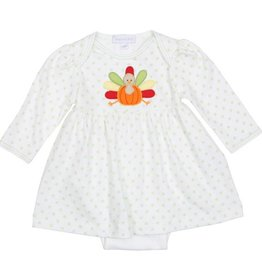 Magnolia Baby Be Thankful Dress