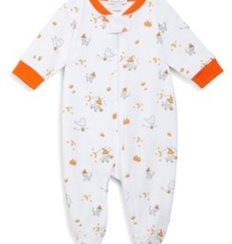 Kissy Kissy Trick or Treat Zip PJ
