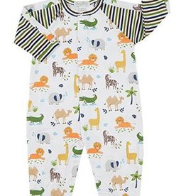 Kissy Kissy Jungle Playsuit