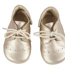 Young Soles Buddy Brogue Gold
