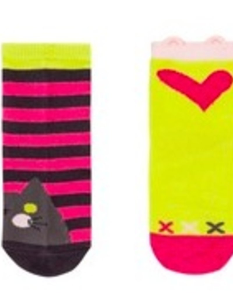 Chit Chat Socks 2pk