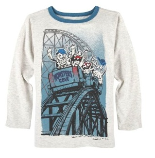 Andy & Evan Rollercoaster T