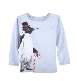 Andy & Evan Holiday Penquin Shirt