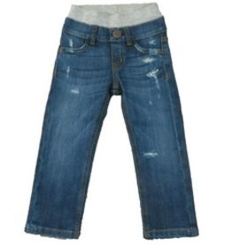 Hoonana Distressed Denim Pant