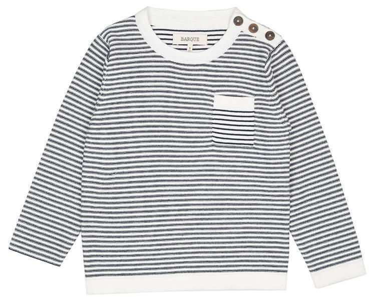 Barque Nautical Stripe Sweater Doodle Amp Stinker Children