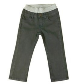 Hoonana Charcoal Twill Pant