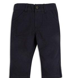 Navy Twill Pants