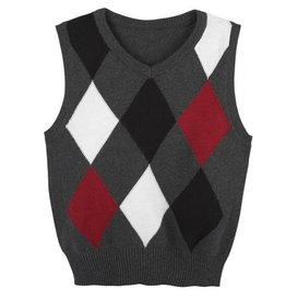 Andy & Evan Argyle Sweater Vest