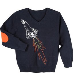 Spaceship Sweater