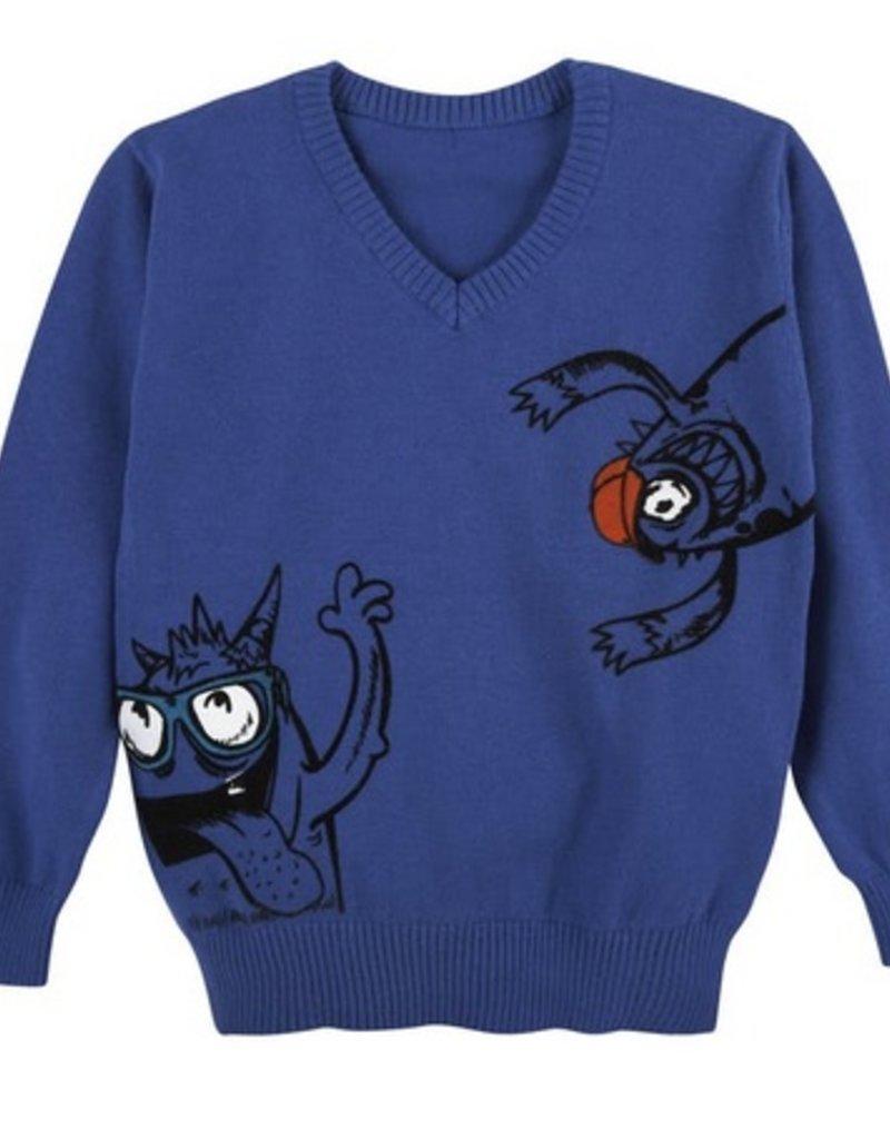 Andy & Evan Monster Sweater