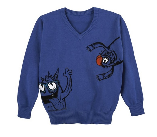 Andy & Evan Monster Sweater