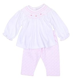 Magnolia Baby Juliana's Classics Bishop Pant Set