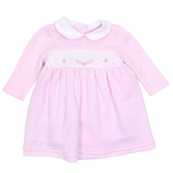Magnolia Baby Sophia Smocked Dress Set