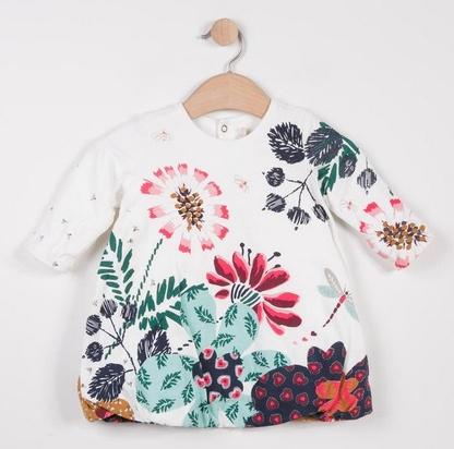 Catimini Boule Panneau Dress
