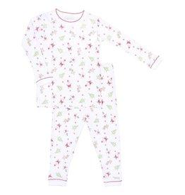 Magnolia Baby Christmas Cheers Pajamas