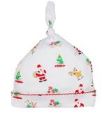 Kissy Kissy Santa's Helpers Print Hat