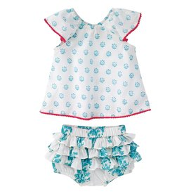 Masala Baby Flutter Set Indian Butti