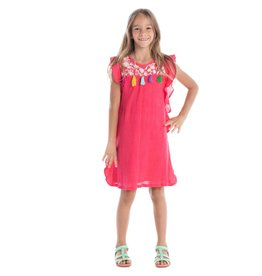 Masala Baby Wave Ruffle Dress