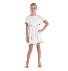 Masala Baby Fun Fair Dress