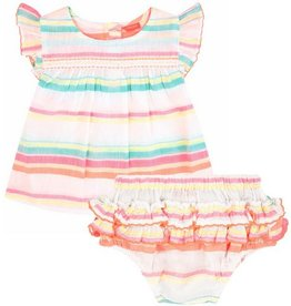 Sunuva Sorbet Stripe Top & Bloomer