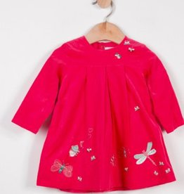 Catimini Camelia Embroidered Dress