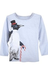 Andy & Evan Holiday Penguin Shirt