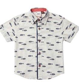 Fore Axel & Hudson Fly Fish Shirt