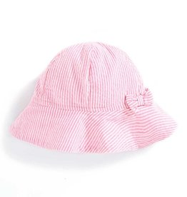 Pink Stripe Sun Hat