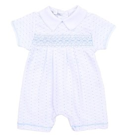 Magnolia Baby Chloe & Connor Collared Playsuit